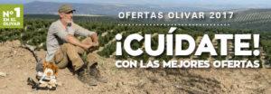 STIHL oferta olivar 2017