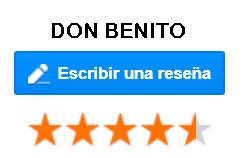 Dejar comentario tienda Don Benito