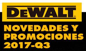 DeWALT novedades promociones 2017-Q3