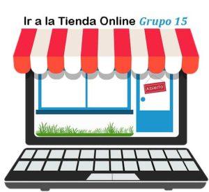 TIENDA ONLINE GRUPO 15