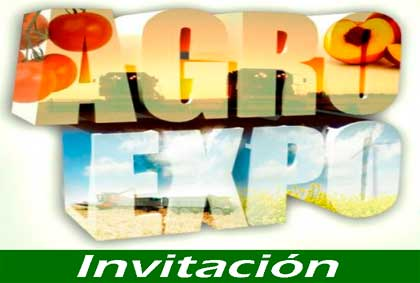 Descargar invitación Agroexpo 2019